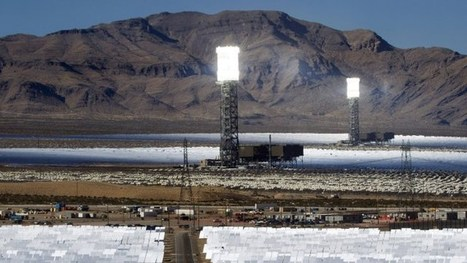 Pilots complain that glare from the world's biggest solar power plant is blinding them | Heath, Safety and Me | Scoop.it