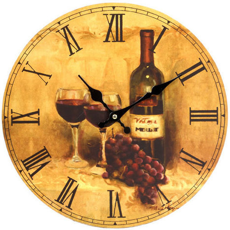 Wine o' clock in UK hailed as 6.53pm on Wednesday | Autour du vin | Scoop.it
