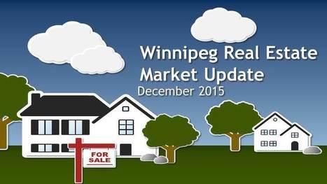 Winnipeg Real Estate Market Update December 2015 – Winnipegs Real Estate Blog | Latest Posts from Winnipeg's Real Estate Blog | Scoop.it
