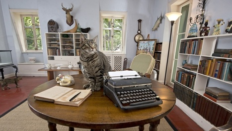 Irish author wins Florida Keys Flash Fiction Contest and stay in Hemingway's home | The Irish Literary Times | Scoop.it
