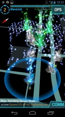 Inside Ingress, Google's new augmented-reality game | KurzweilAI | realityAumentada | Scoop.it