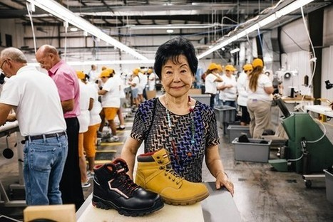 Only about 2% of the footwear sold in the U.S. is made in US - The return of the US shoe manufacturing? | Supply Chain Leaders | Scoop.it