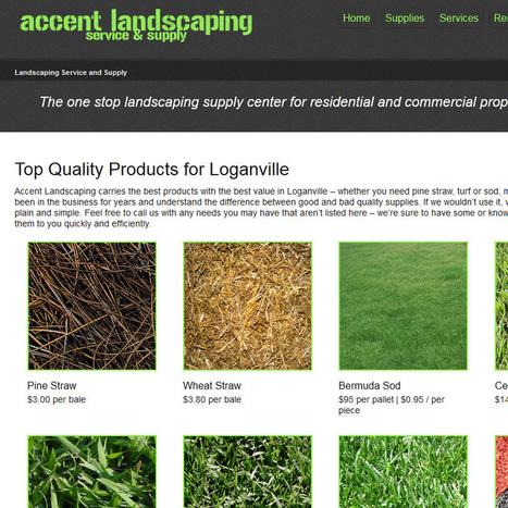 Accent Landscaping Loganville - deClaisse Designs | Landscape Services Loganville | Scoop.it