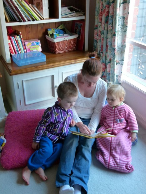 My Little Bookcase | Home : A love of reading starts with one special story | Supporting Children's Literacy | Scoop.it