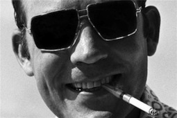 Why Hunter S. Thompson Would've Loved Author Rank (And Why You Should, Too) | World of #SEO, #SMM, #ContentMarketing, #DigitalMarketing | Scoop.it