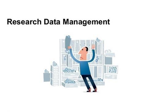 23 recursos gratuitos sobre Gestión de Datos de Investigación para bibliotecarios | El rincón de mferna | Scoop.it
