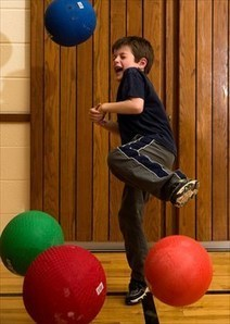 Study: Kids teased in P.E. class exercise less a year later | PE Research and Articles | Scoop.it