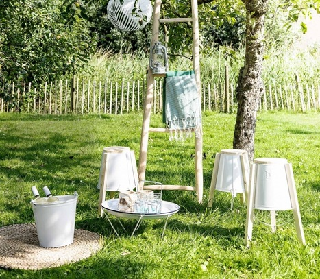 Outdoor Upgrades: Totally Clever & Cool Backyard Hacks To Tackle This Summer | Bed Bath and More | Scoop.it