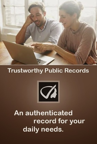 Instant Profiler: Trustworthy Public Records - An Authenticated Records For Your Daily Needs. | Best people search, criminal and business records search services- InstantProfiler | Scoop.it