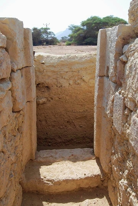 Yotvata - a Roman fortress | historical sites in israel and biblical sources | Scoop.it