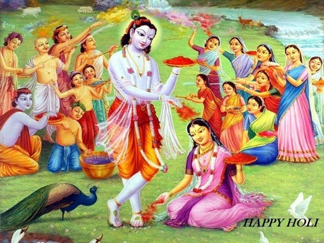 HAPPY HOLI WALLPAPER - SMS COLLECTION-2014Edusafar | Holi Festival in India | Scoop.it