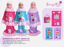 Grosir Mukena Anak Hello Kitty yang Selalu Trendy dengan warna warni ceria   Bintan Island World   Scoop.it