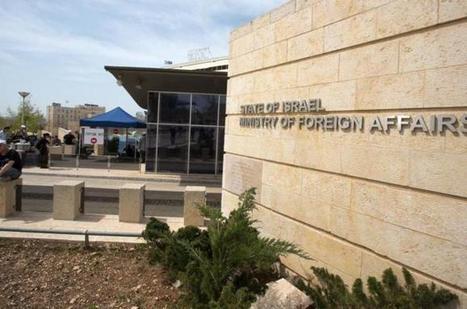 Israeli diplomats stage global strike | News in english | Scoop.it