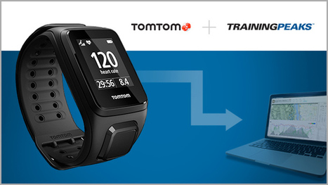 TrainingPeaks Announces Integration With TomTom Watches | Sports Activities | Scoop.it