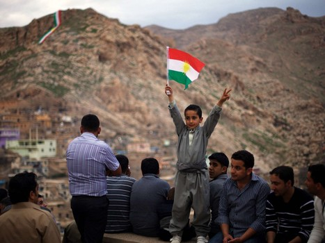 Dans le chaos moyen-oriental, les Kurdes bâtissent leur Etat - Rue89 | Cours en ligne | Scoop.it