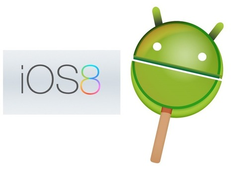 Rumours about Apple iOS 8 and Google Android 4.5/5.0 | Best Smartphone and Accessories Blog | Worth a Share | Scoop.it