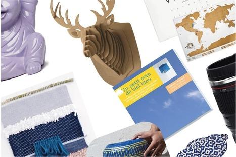 12 cadeaux déco à offrir aux amateurs de voyages | décoration & déco | Scoop.it