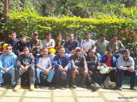 May the Force be with us – Indian Air Force Paragliding at kamshet | Paragliding | Scoop.it