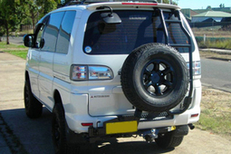 Get Spare Wheel Carrier of Your Choice from Formula Offroad | Commercial Vehicle Accessory | Scoop.it