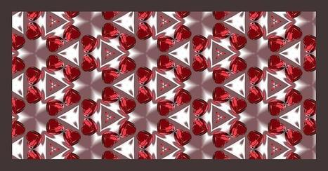 Crystal Heart by Fayad Issa | Revieratoy | Scoop.it