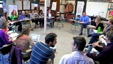 Teacher Collaboration: Matching Complementary Strengths | Newington Professional Reading | Scoop.it