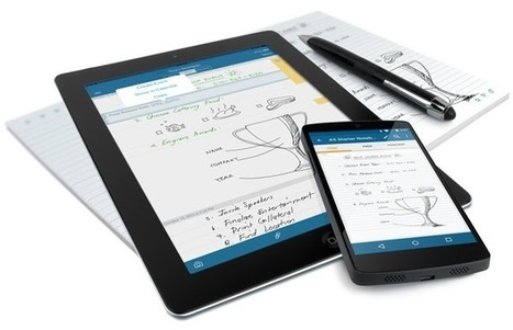 Download Livescribe's Android app now! | Mobile Apps | Scoop.it