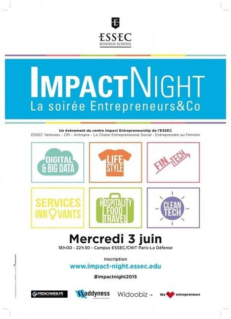RDV : Venez nous rencontrer à la soirée Impact Night ! | Walea Club | Scoop.it