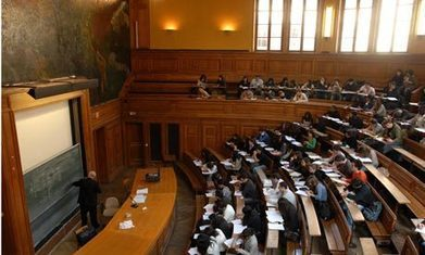French academia in war of words over plan to teach in English   French   Scoop.it