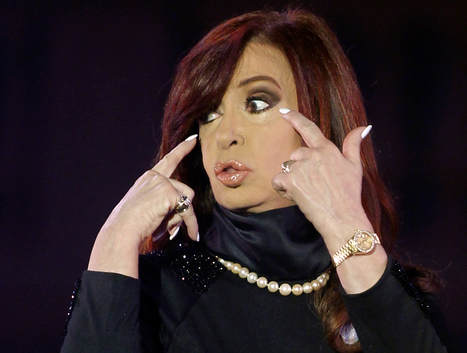 Argentina's President Thinks She Can Get Everyone To Trade Dollars For Peso Certificates | Culture, Humour, the Brave, the Foolhardy and the Damned | Scoop.it