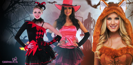 Party as a Group, Dress with a Theme | Costume Shop and Party Supplies Ireland  online | Scoop.it