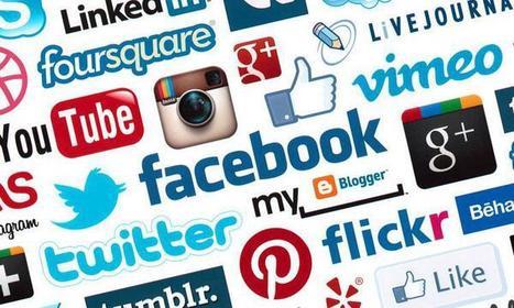 28 statistiques sur les médias sociaux à retenir   communication, marketing, mobile, web, media   Scoop.it