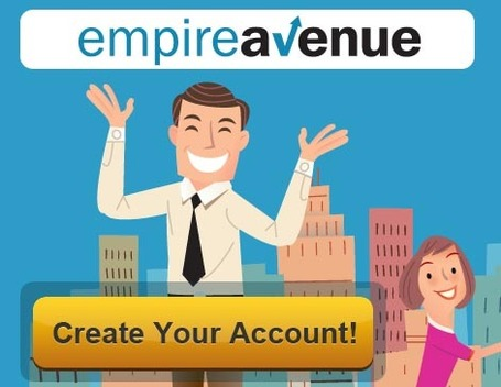 Is Empire Avenue Part of Your 2013 Content Marketing Plan? | Copy ... | Empire Avenue Rocks! | Scoop.it