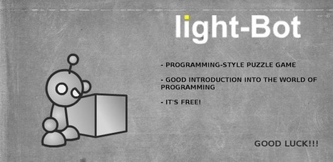 Light-Bot - Applications Android sur Google Play | apps educativas android | Scoop.it