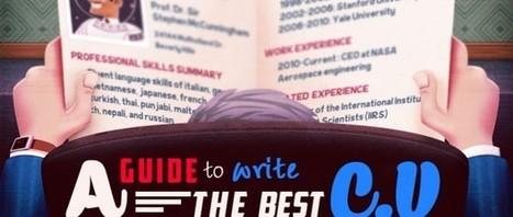 A Guide To Write the Best CV - Dissertation Online | Dissertation Online UK | Scoop.it