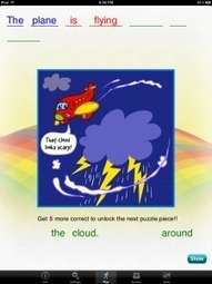 Rainbow Sentences - Teachers with Apps | AppHappy! | Scoop.it