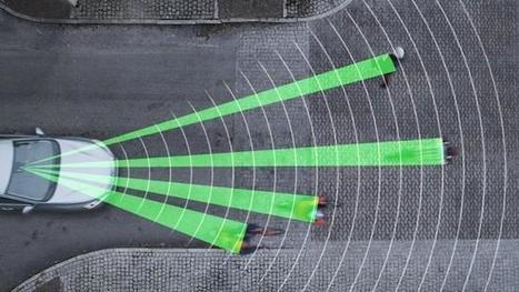 Para 2020 tendremos coches que evitarán todo tipo de accidentes, según Volvo   #Talleres   Scoop.it