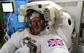 Tim Peake set for historic spacewalk - BBC News   space and aerospace   Scoop.it