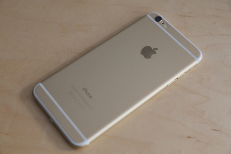 Apple Says iPhone 6 And 6 Plus Bending Complaints Number Less Than 10 - TechCrunch (blog) | Iphones | Scoop.it