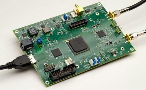 Open-source, software-defined radio platform - Electronics Eetimes | Software Defined Radio SDR | Scoop.it