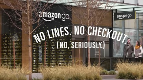 Amazon's new grocery store will let you pick items off shelves and walk out without paying | Discover Sigalon Valley - Where the Tags are the Topics | Scoop.it