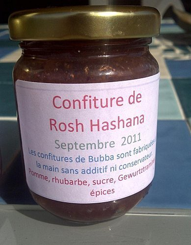 Confiture de Roch Hashana | aquarium | Scoop.it