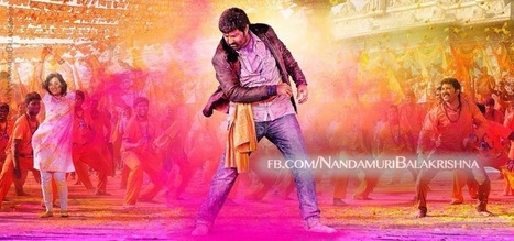 Lion first look poster hd nandamuri balakrishna wallpapers stills pic image | Tollyscreen Pics | Tollyscreen | Scoop.it