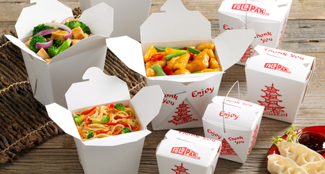 Chinese Food Take Out Boxes by Fold-Pak   Food Boxes & To-Go Containers   Scoop.it