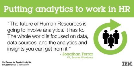 Building a workforce analytics function: The first 100 days | HR Transformation | Scoop.it