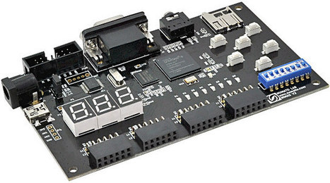 $50 Mimas V2 Spartan 6 FPGA Development Board Comes with a VGA Port, 64MB RAM | Embedded Systems News | Scoop.it