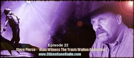 Citizen Sane Radio: Episode 22 - Steve Pierce | Scientific Paranormal Research Organisation | Scoop.it