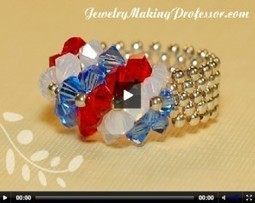 handmade ring tutorials | P.R.O.J.E.C.T  F.A.S.H.I.O.N | Scoop.it