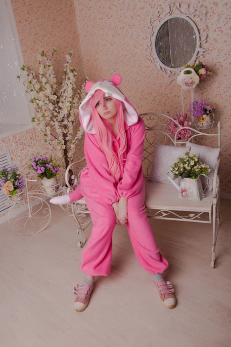 Slowpoke kigurumi onesies costumes | adult onesies sale-pajama.com | Scoop.it