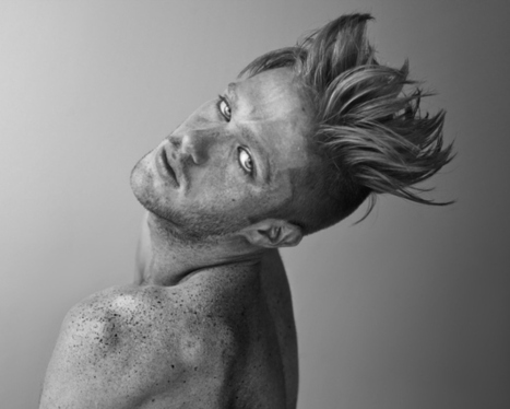 You've Got To See Nir Arieli's Infrared Photographs Of Male Dancers | Emotional triggers | Scoop.it