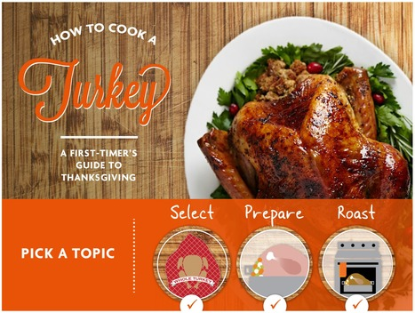 How to Cook a Turkey | E-Learning Examples | Scoop.it